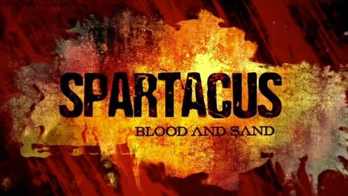 Spartacus: Blood and Sand (Título Serie TV 2010)